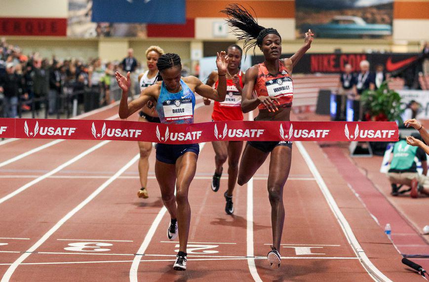 USATF Women's Championships Inner