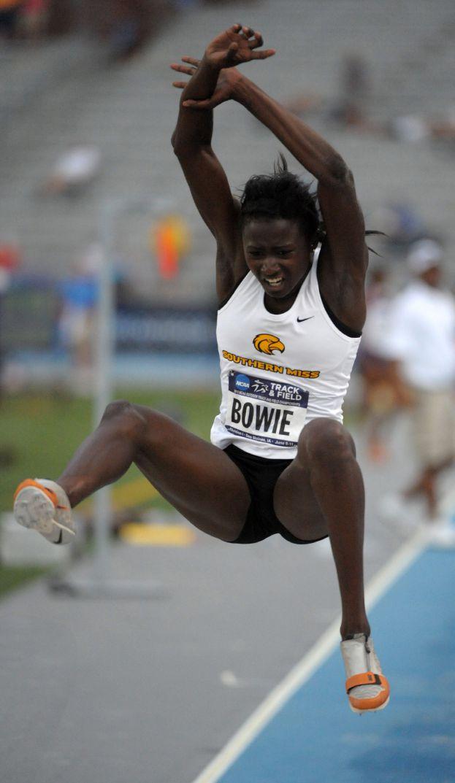 Torie Bowie Jump