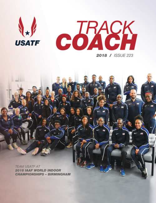 track coach