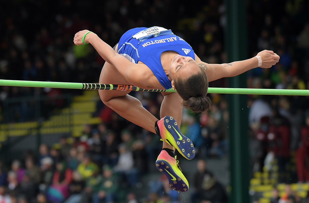 Ncaa Women S High Jump A Low Mark For The Ages Track Field News