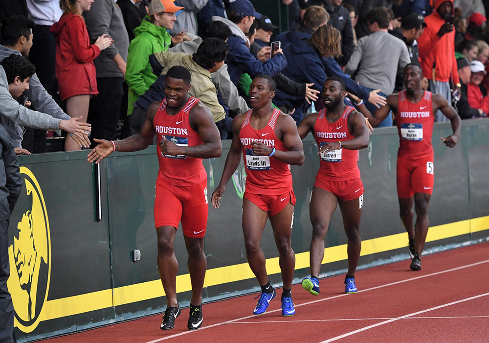 A Great NCAA For The Houston Men - Track & Field News
