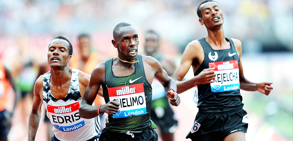 T&FN Interview — Paul Chelimo - Track & Field News