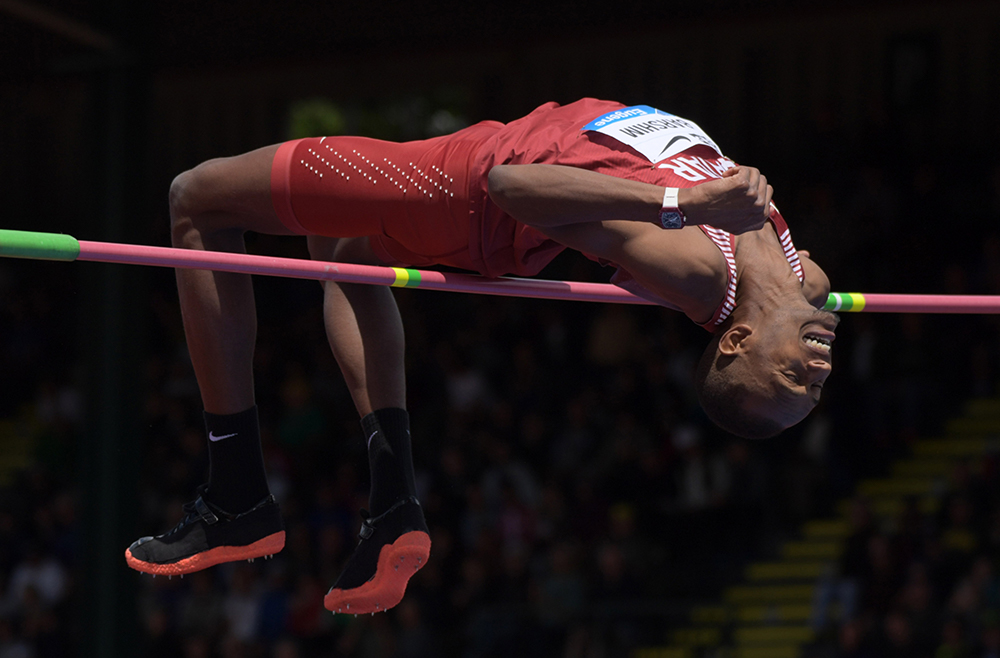 2018 Men S High Jump World Rankings Track Field News