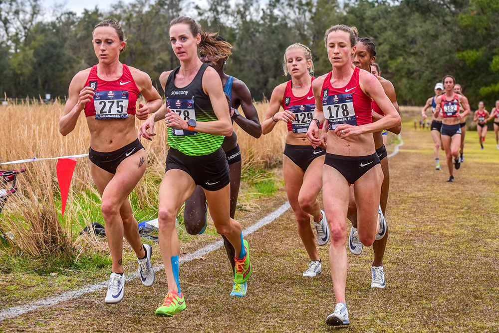 a1f5d92f4c54d USATF Women s XC — Houlihan Tops At Longer Distance - Track   Field News