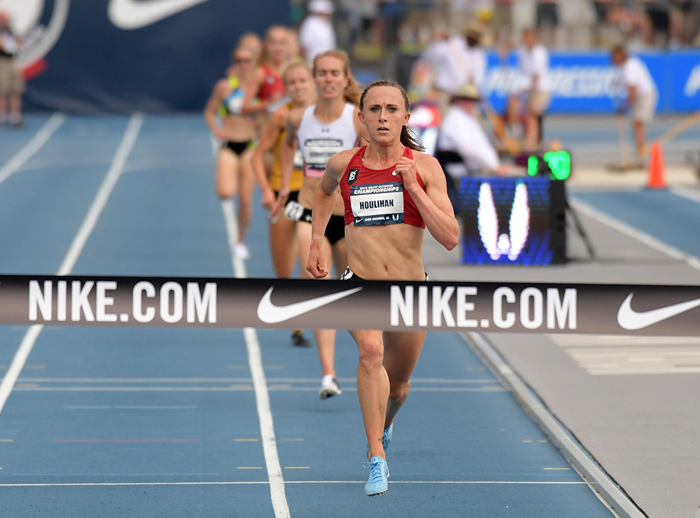 T&FN Interview — Shelby Houlihan - Track & Field News