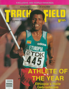1995 12 Great Races — Geb Thrice Takes Tergat In Championship 10Ks