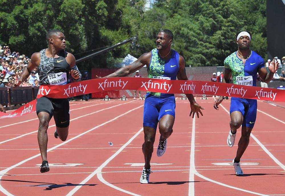 Vol Sprint Pair Ready To Go Again - Track & Field News