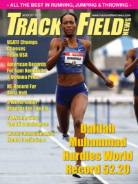 Track & Field News - The Bible of the Sport Since 1948