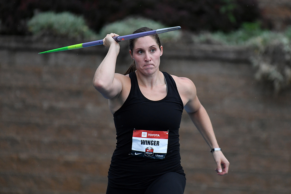 Pan-Am Games — A Big Meet For Kara Winger - Track & Field News
