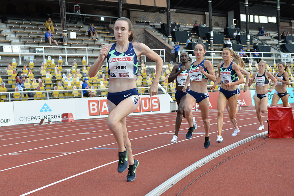 laura muir 01 21 - Podios mundiales de atletismo femenino 2020 de T&FN -