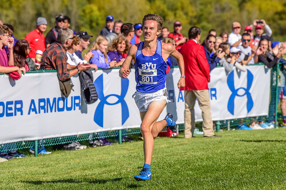 Pre-Nationals XC — The BYU Show - Track & Field News
