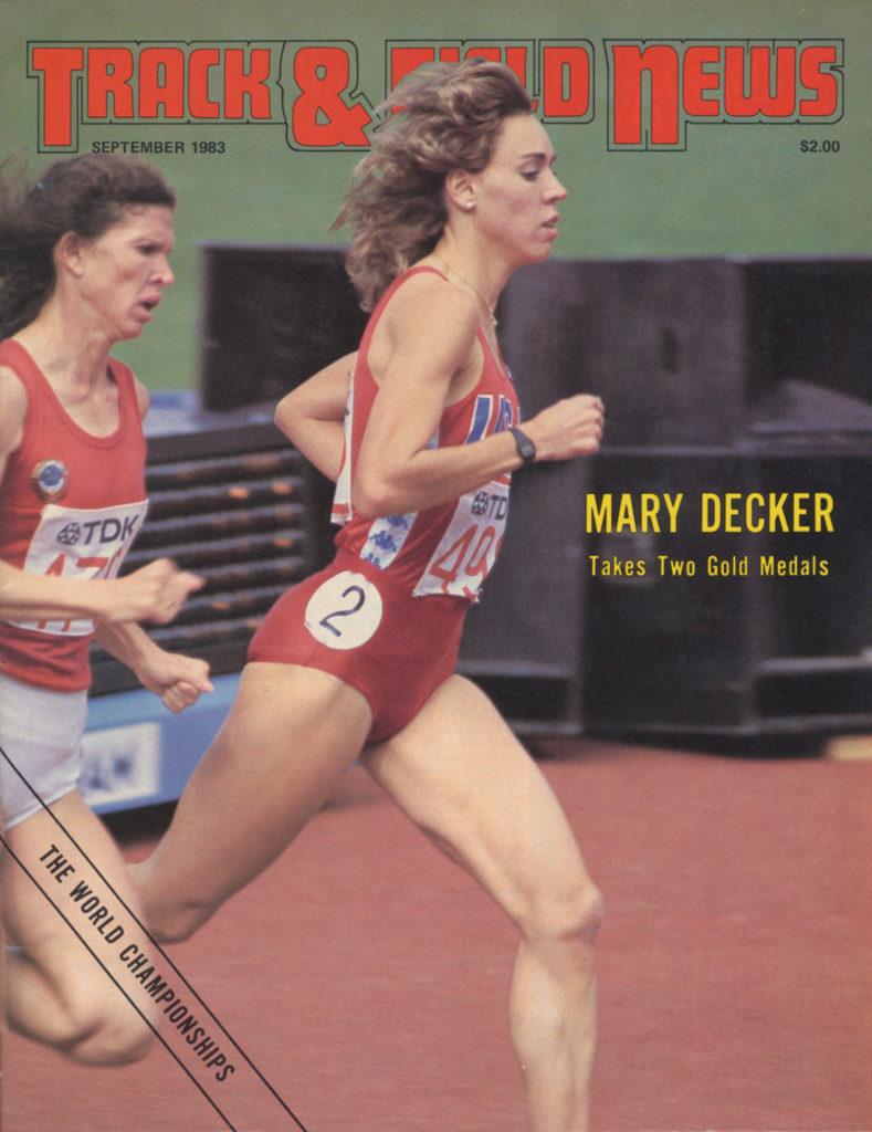 1983 09 Great Matchups — Mary Decker vs. The Soviets, Helsinki '83