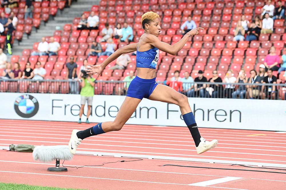 2019 Women's Triple Jump World Rankings