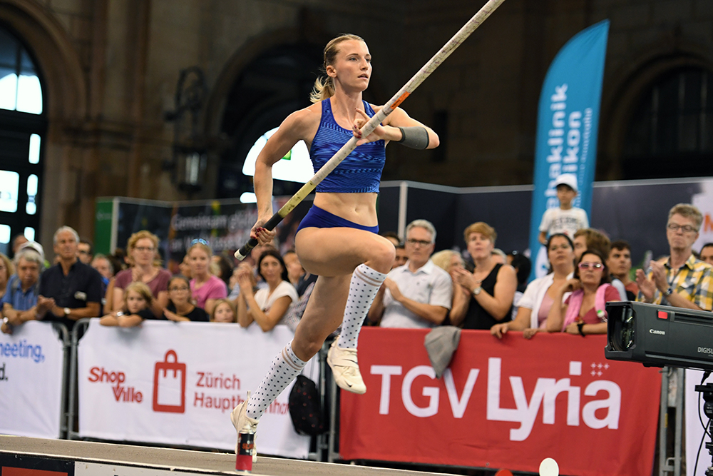 Us womens pole vault rankings investment best investment funds for retirement accounts