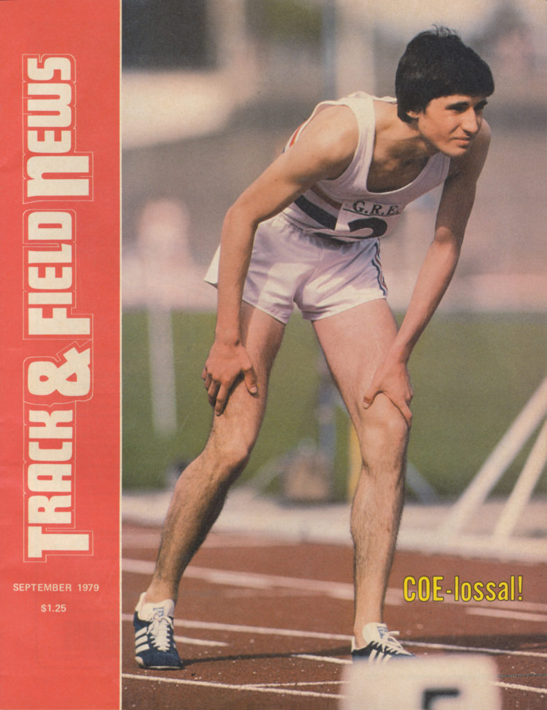 1979 09 Seb Coe's Pandemic-Year Analysis - Track & Field News