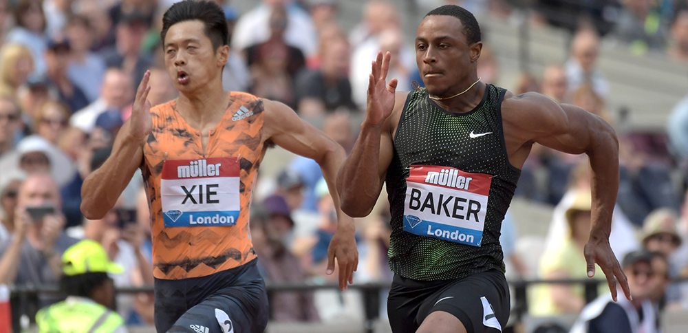 Ronnie Baker: Can He Regain The 2018 Magic? - Track & Field News
