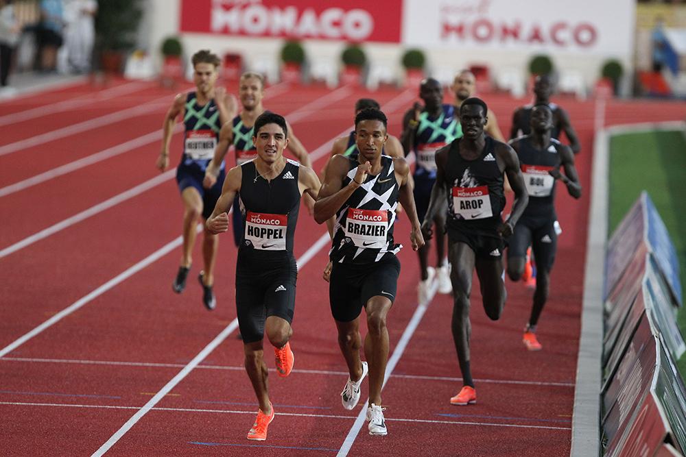 brazier 09 20 Monaco DL — World 5000 Record For Joshua Cheptegei