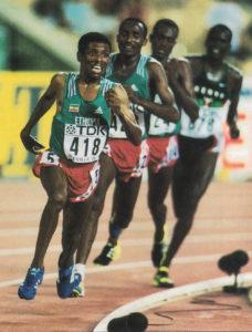 Gebrselassie 1999 WC 10K Great Races — Geb Thrice Takes Tergat In Championship 10Ks