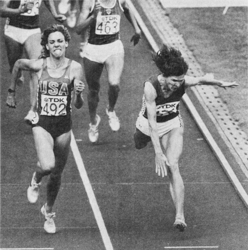 Decker 02 Great Matchups — Mary Decker vs. The Soviets, Helsinki '83