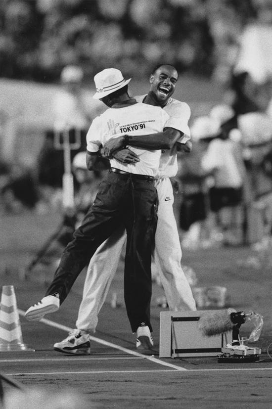Mike Powell 1 Grandes enfrentamientos: Carl Lewis contra Mike Powell, Tokio '91