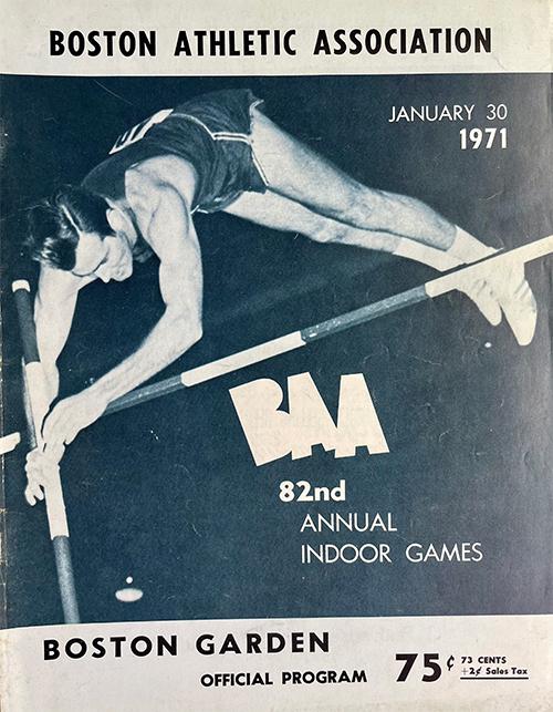 Boston Jan 30 Hoy fue hace 50 años: se recuerda la temporada en interiores de Estados Unidos de 1971