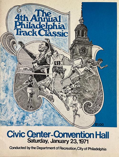 Philly Classic Jan 23 Hoy fue hace 50 años: se recuerda la temporada en interiores de Estados Unidos de 1971
