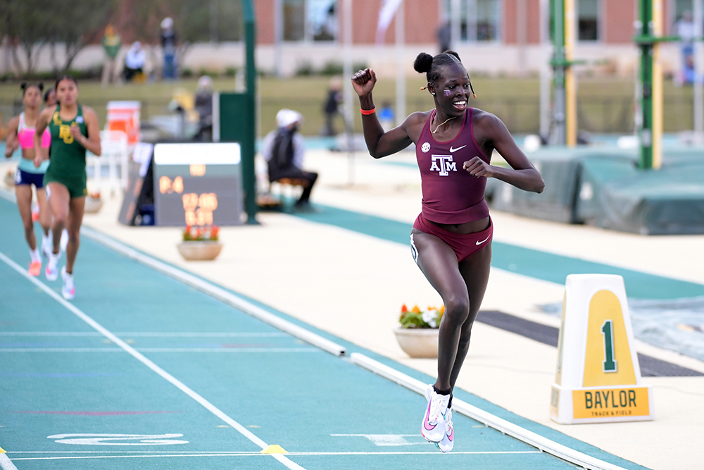 Collegiate & American Junior Records For Athing Mu - Track & Field News